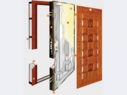Особенности китайских дверей металлических