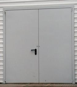 Безопасность противопожарных дверей