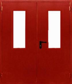 Виды противопожарных дверей