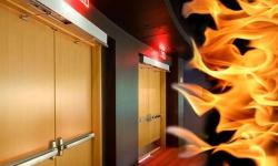Эксплуатация противопожарной двери