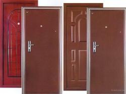 Железные или  стальные двери?