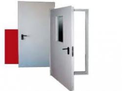 Как правильно выбрать несгораемую дверь