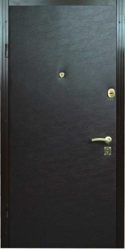 Особенности металлических бронированных дверей