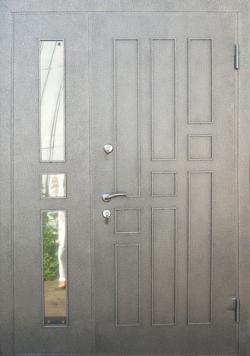 Покрытие стальной двери из полимера