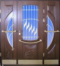 Ассортимент металлических дверей