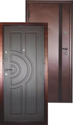 Защита металлической двери