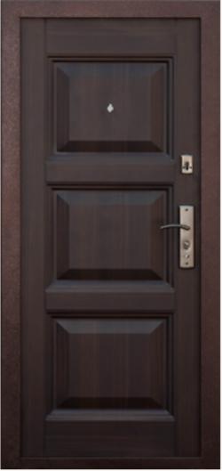 Особенности металлических дверей