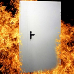 Параметры несгораемых дверей