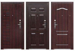 Критерии выбора стальной двери