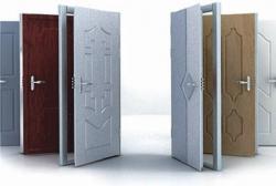 Импортные и российские металлические двери