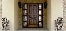 Надежная защита стальных дверей
