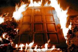 Особенности противопожарных металлических дверей
