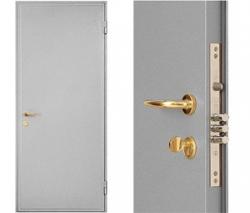 Какой должна быть металлическая дверь