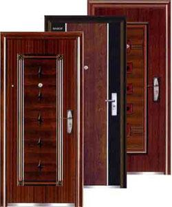 Полезная информация о металлических дверях