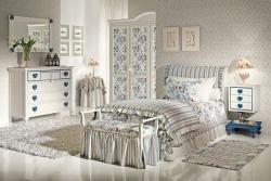 оформление спальных комнат в разных стилях