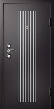 В чем причина популярности металлических дверей?