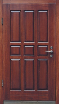 Входная дверь - безопасность в любой ситуации
