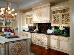 шикарная кухонная мебель из Италии