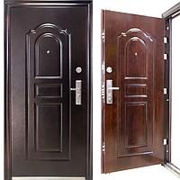 Двери из стали