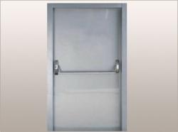 Особенности конструкций металлических дверей