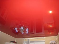 натяжной потолок - потолочная акустическая система