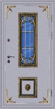 Устанавливаем металлическую дверь
