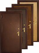Металлические двери обеспечат безопасность