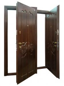Как выбрать стальную дверь?