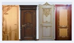 приобретение межкомнатных элитных дверей в дом