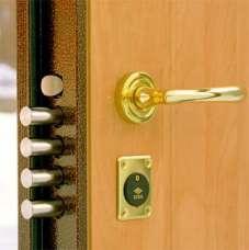 Металлические двери: особенности отделки