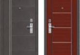 Новая металлическая дверь «Хаммер»