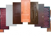 Разновидности металлических дверей