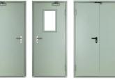 Классификация противопожарных дверей